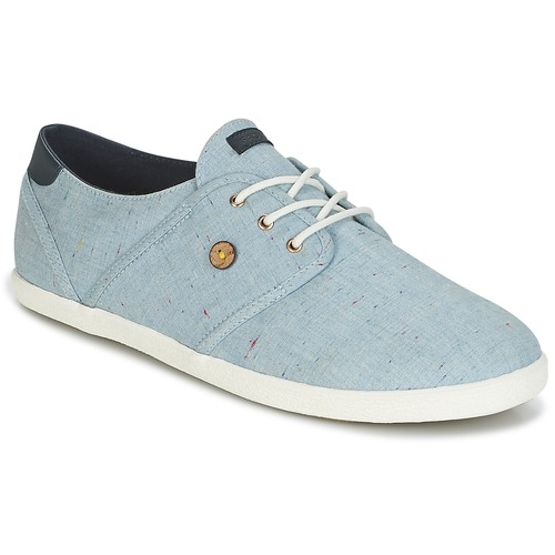 Skor Sneakers Faguo CYPRESS COTTON Blå