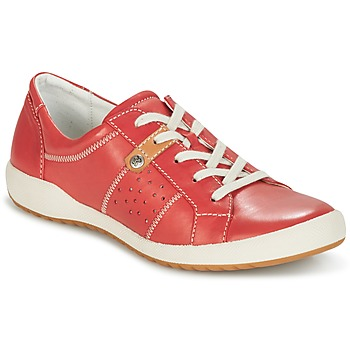 Skor Dam Sneakers Romika CORDOBA 01 Karminröd