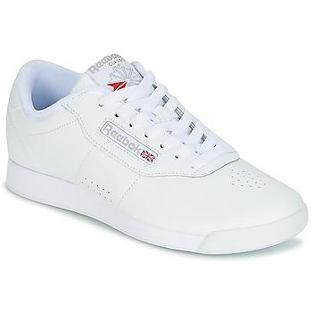 Skor Dam Höga sneakers Reebok Classic PRINCESS Vit