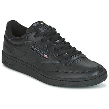 Skor Herr Sneakers Reebok Classic CLUB C 85 Svart