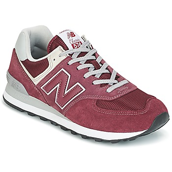 Skor Sneakers New Balance ML574 Bordeaux
