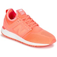 Skor Dam Sneakers New Balance WRL247 Orange