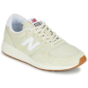 Skor Dam Sneakers New Balance WRL420 Beige