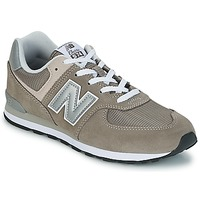 Skor Barn Sneakers New Balance 574 Grå