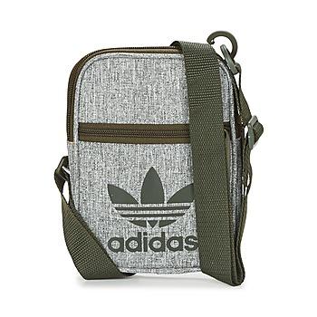 Väskor Portföljer adidas Originals FESTIVAL BAG Grå / Svart