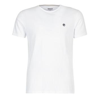 textil Herr T-shirts Timberland SS DUNSTAN RIVER CREW TEE Vit