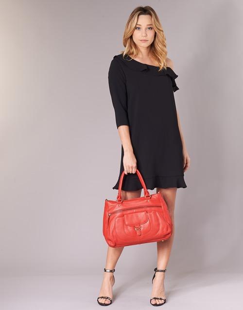 textil Dam Korta klänningar Betty London INITTE Svart