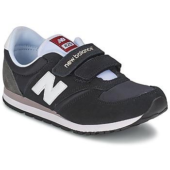 Skor Barn Sneakers New Balance KE420 Svart / Grå