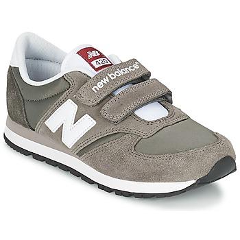 Skor Barn Sneakers New Balance KE420 Grå / Svart
