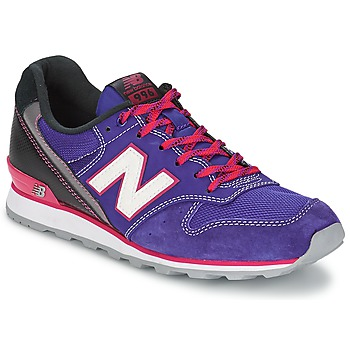 Skor Dam Sneakers New Balance WR996 Violett