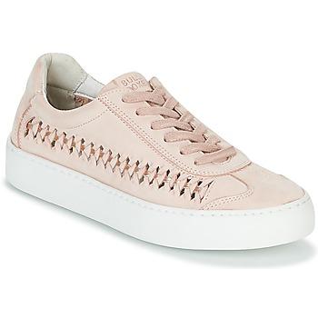 Skor Dam Sneakers Bullboxer PARETE Rosa