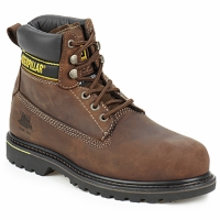 Skor Herr safety shoes Caterpillar HOLTON SB Brun