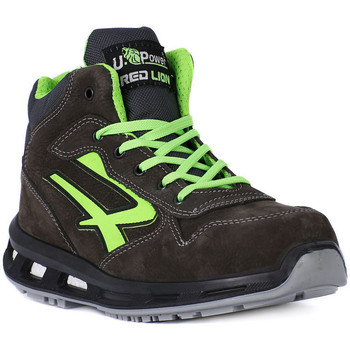 Skor Herr Höga sneakers U Power HUMMER S3 SRC Multicolore
