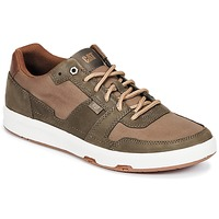 Skor Herr Sneakers Caterpillar LINE UP CANVAS Brun