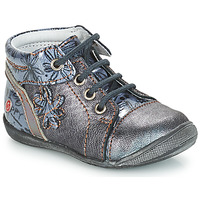 Skor Flickor Boots GBB ROSEMARIE Grå / Blå
