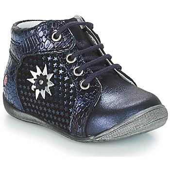 Skor Flickor Boots GBB RESTITUDE Blå