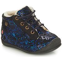 Skor Flickor Boots GBB NICOLE Blå