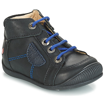 Skor Pojk Boots GBB RACINE Svart