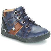 Skor Pojkar Boots GBB REGIS Blå