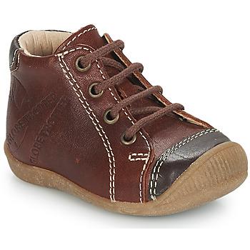 Skor Pojkar Boots GBB NOE Brun