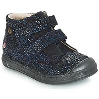 Skor Flickor Boots GBB RACHEL Blå / Marin