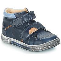 Skor Pojk Boots GBB ROBERT Blå