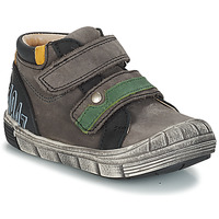 Skor Pojkar Boots GBB REMI Grå