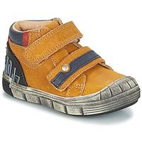 Skor Pojkar Boots GBB REMI Gul