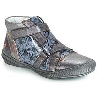Skor Flickor Boots GBB RADEGONDE Girs / Blå