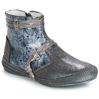 Skor Flickor Boots GBB REVA Grå / Blå