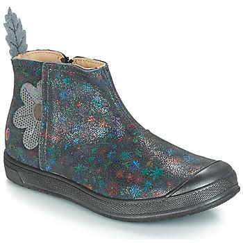 Skor Flick Boots GBB ROMANE Grå