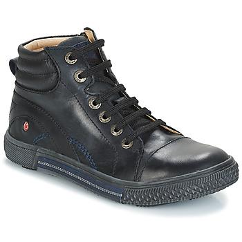 Skor Pojkar Höga sneakers GBB RALPH Svart