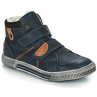 Skor Pojkar Boots GBB RANDALL Blå