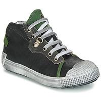 Skor Pojkar Höga sneakers GBB RONALD Grå / Grön