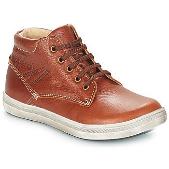 Skor Pojkar Boots GBB NINO Brun