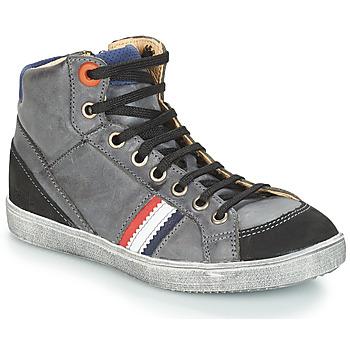 Skor Pojkar Höga sneakers GBB ANGELO Grå