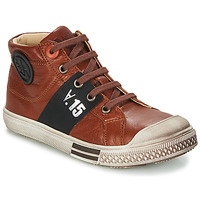 Skor Pojk Boots GBB RUFINO Brun