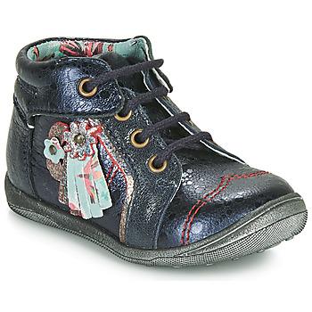 Skor Flick Boots Catimini RAINETTE Marin