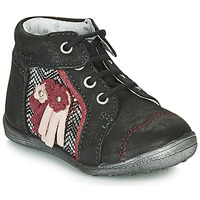 Skor Flick Boots Catimini RAINETTE Ctv / Svart - silver