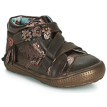 Skor Boots Catimini ROQUETTE Läderbrun