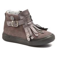 Skor Flickor Boots Catimini RUTABAGA Ctv / Träfärgad / Rosa