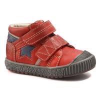 Skor Pojk Boots Catimini RADIS VTE ROUGE-MARINE DCH/LINUX