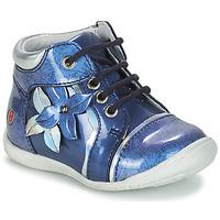 Skor Flickor Boots GBB SONIA Blå