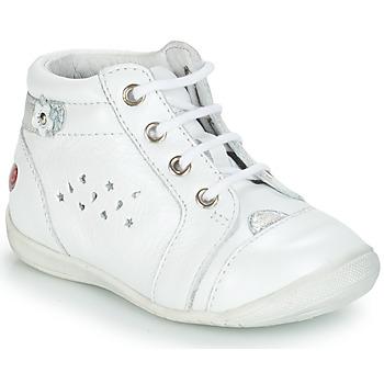 Skor Flickor Boots GBB SIDONIE Vit