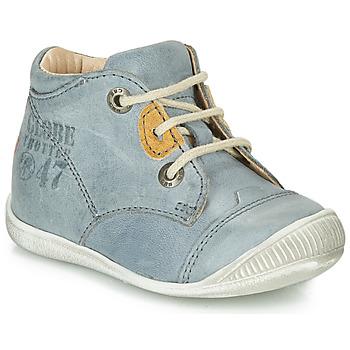 Skor Pojkar Boots GBB SAMUEL Blå