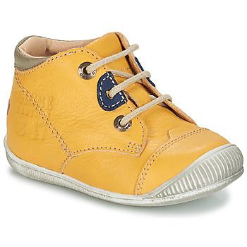 Skor Pojkar Boots GBB SAMUEL Gul
