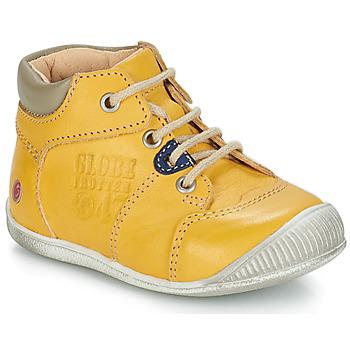 Skor Pojkar Boots GBB SIMEON Gul