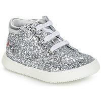 Skor Flick Boots GBB SACHA Silverfärgad
