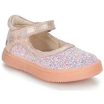 Skor Flick Boots GBB SAKURA Rosa