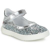 Skor Flick Boots GBB SAKURA Silverfärgad